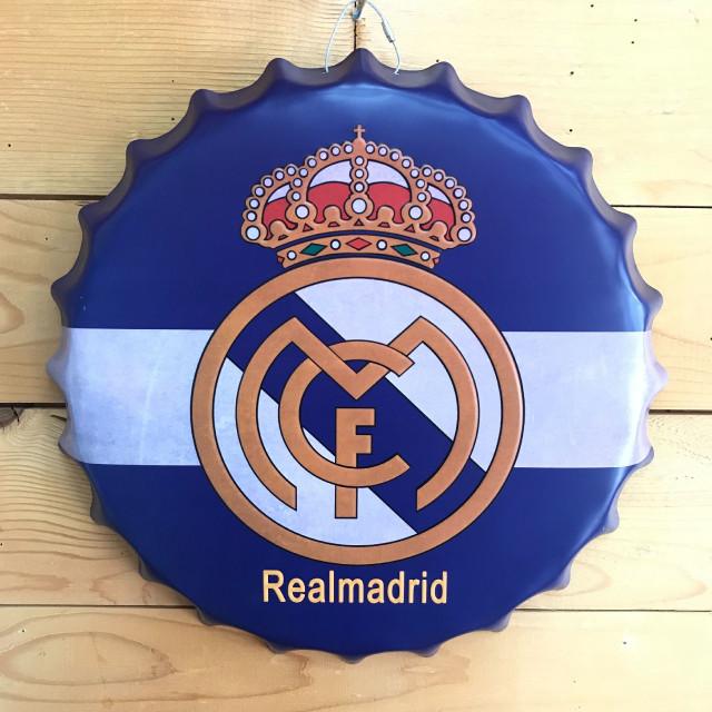 Chapa Real Madrid