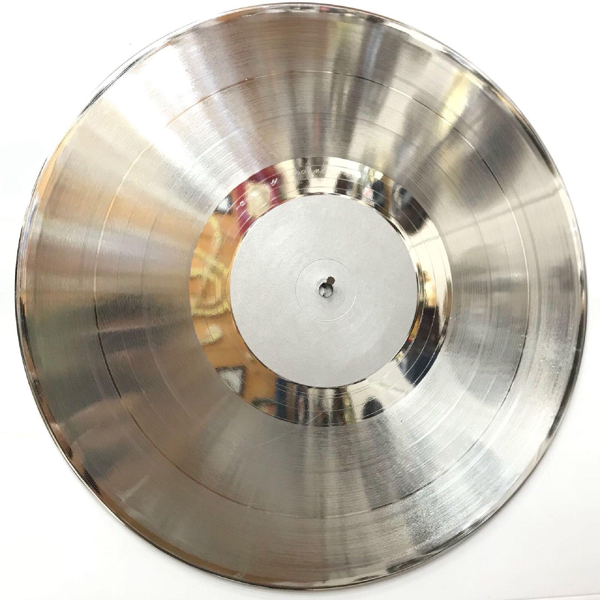 Disco plata